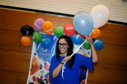 15.Pilar Estévez, presentadora del estreno