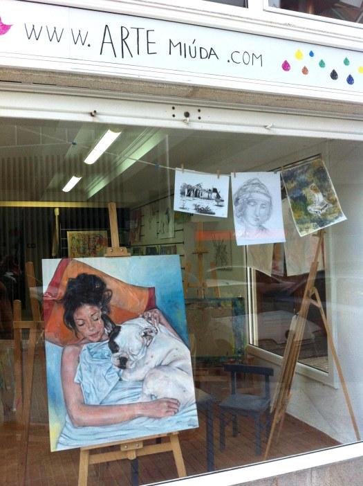 Galería Arte Miuda 2014. EILArts